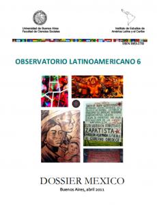 dossier mexico